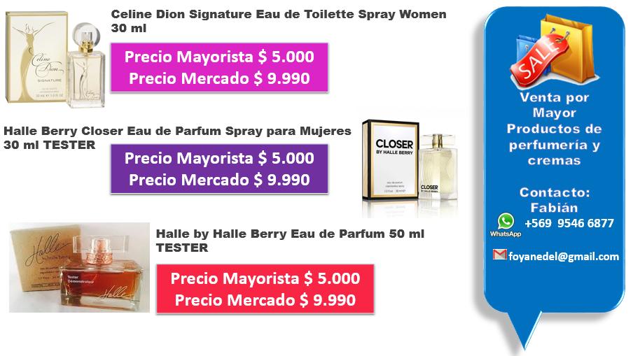 ¿Quieres vender perfumes y/o cremas?
