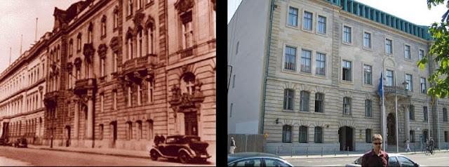 Wilhelmstraße is een straat in de Berlijnse stadsdelen Mitte en Kreuzberg. De straat maakt deel uit van de historische stadswijk Dorotheenstadt. Van het midden van de 19e eeuw tot 1945 was de straat het bestuurlijk centrum van Pruisen en vervolgens het Duitse Rijk, met onder meer de Rijkskanselarij, het Rijkspresidentenpaleis en het ministerie van buitenlandse zaken.  De Wilhelmstraße loopt van Reichstagufer tot aan de kruising met Stresemannstrasse, nabij de Hallesches Ufer, een afstand van ongeveer 2 km. De straat wordt gekruist door Unter den Linden, de Behrenstraße, de Leipziger Straße en de Zimmerstraße, die ten westen van de Wilhelmstraße, Niederkirchnerstraße wordt (vóór de Tweede Wereldoorlog Prinz-Albrecht-Straße). Sinds het begin van de 18e eeuw liep er hier een straat die tot 1740 Husarenstraße genoemd, die de vervolgens de naam Wilhelmstraße kreeg, ter ere van koning Frederik Willem I van Pruisen, die veel had gedaan voor de ontwikkeling van het gebied.