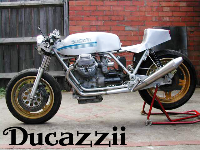 Guzzi... juste l'essentiel des Café Racer - Page 39 Yo