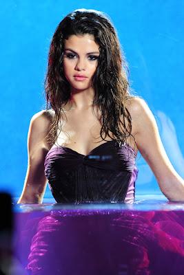 Selena Gomez New Fragrance Photoshoot