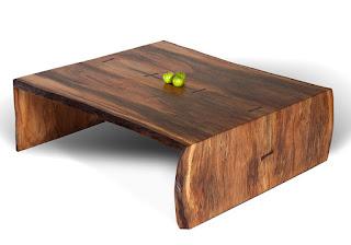 แบบโต๊ะไม้