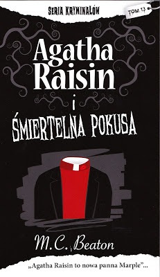 M.C. Beaton, Agatha Raisin i śmiertelna pokusa [Agatha Raisin and the Case of the Curious Curate, 2002]