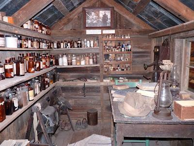 medicine house