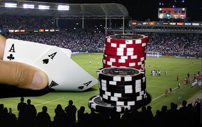 Poker and football