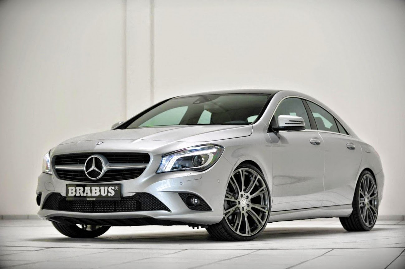 Mercedes benz c117 cla class by brabus benztuning for Benz mercedes cla