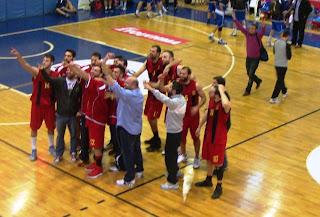 Ο Φάρος Κερατσινίου στον τελικό 60-53 τον Πόλις Καλλιθέας