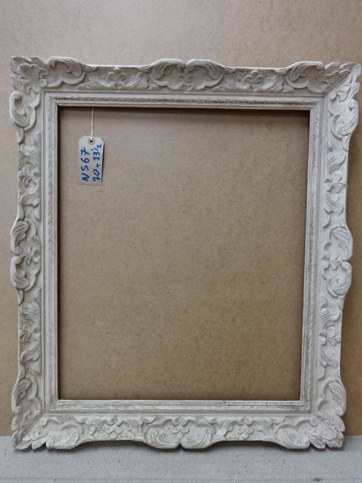 french carved montparnasse frame