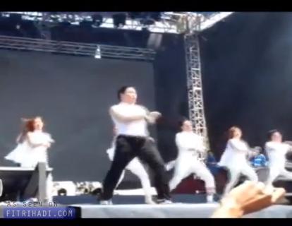 video psy di penang persembahan bertenaga