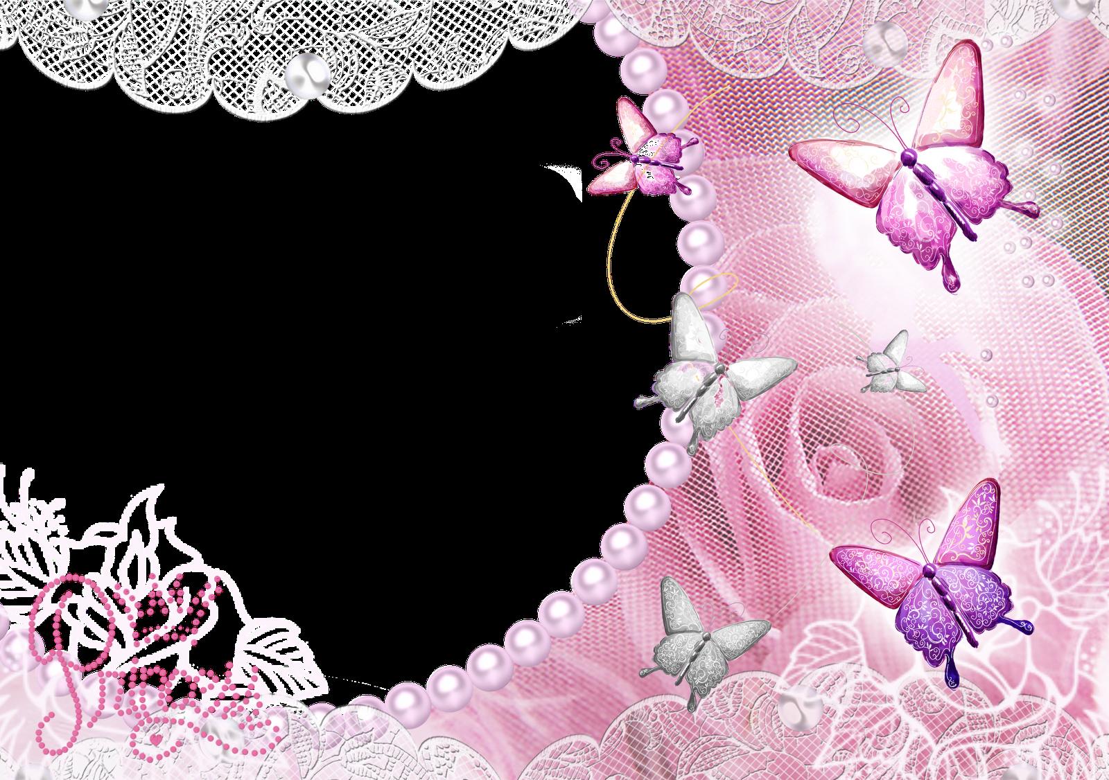 Descargar Gratis Marcos Con Flores - Descargar Marcos De Flores Para Fotos Gratis