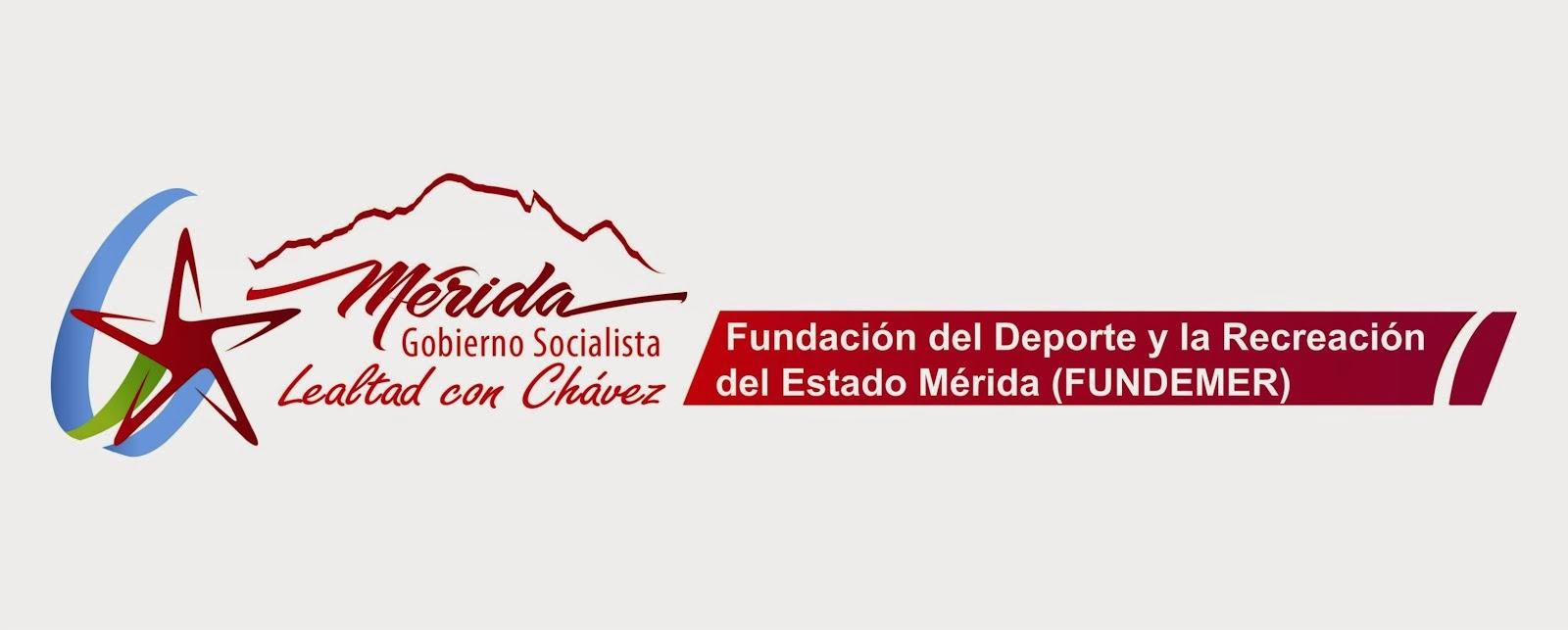 Fundación del Deporte y la Recreación del estado Mérida