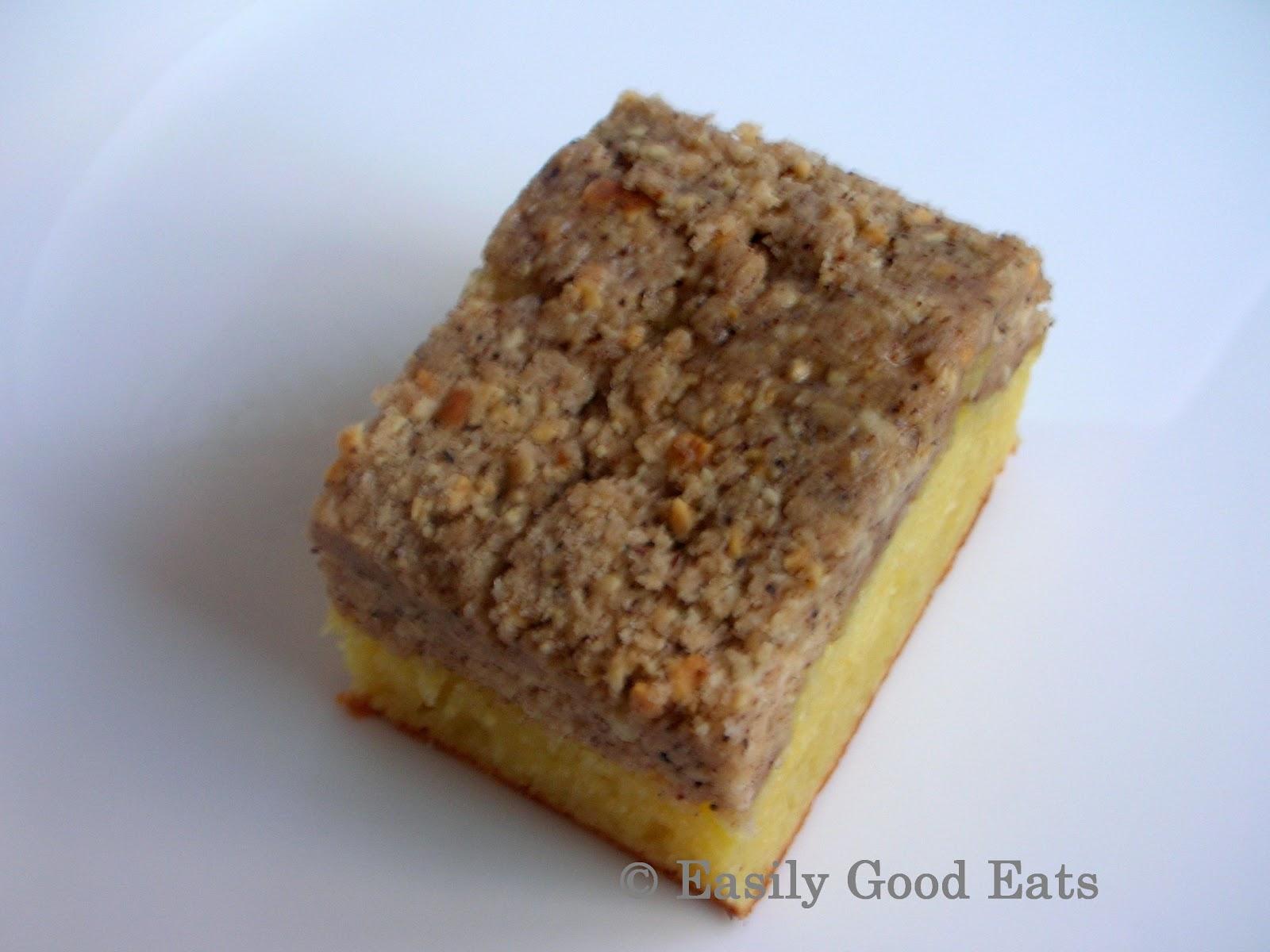 Orange Almond Meal Cake Recipe