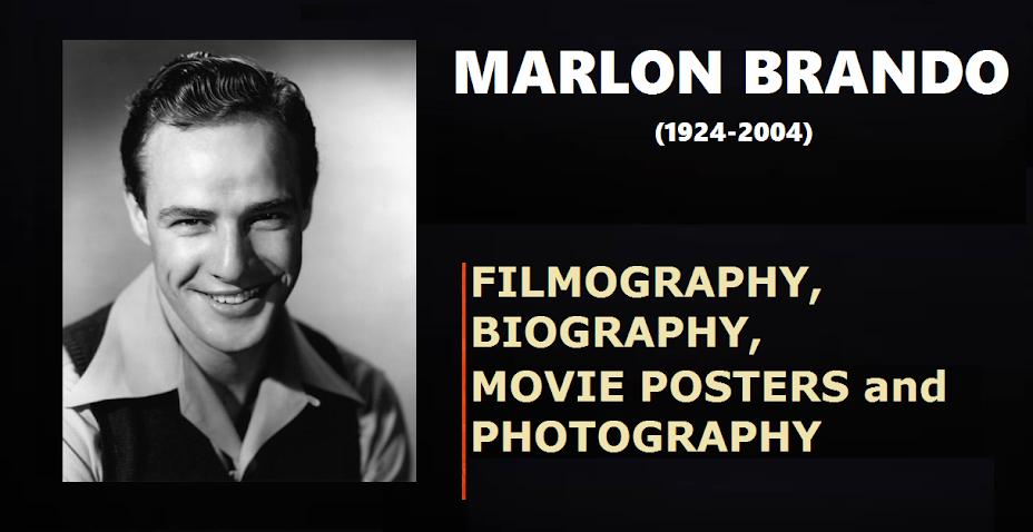 MARLON BRANDO: WEB SITE