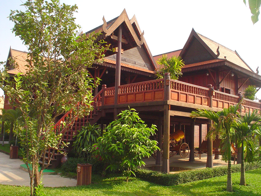 cambodian houses beautiful traditional house in cambodia