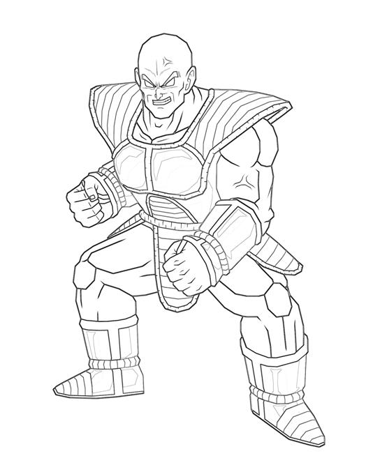 printable-nappa-strong_coloring-pages-2