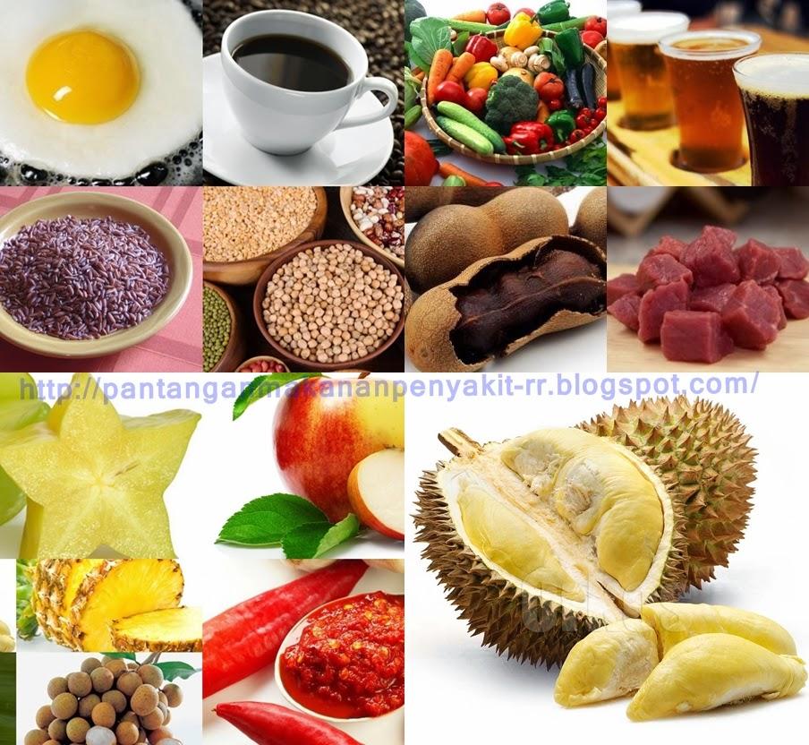 Pantangan Makanan Untuk Penderita Tipes
