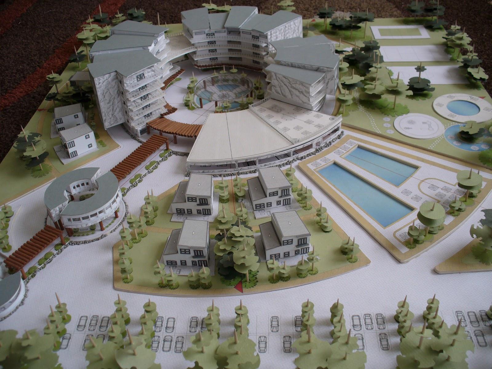 Proyecto Hotel Narich Hotel Narich Maquetas