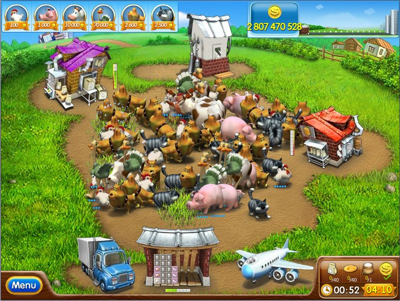 Farm Frenzy 3 iPad iPhone Android Mac & PC Game