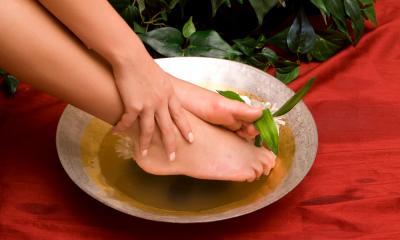 Nuove medicine per trattamento di un fungo su unghie di gambe