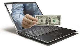 cara cari uang internet
