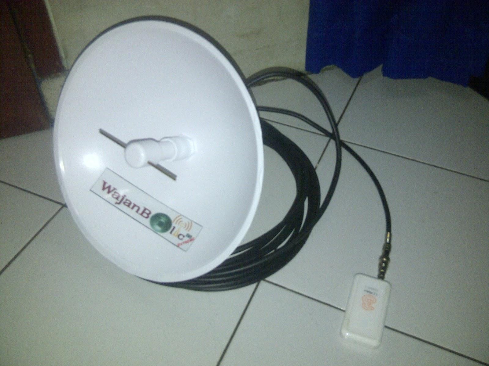 Антена для інтернету wifi