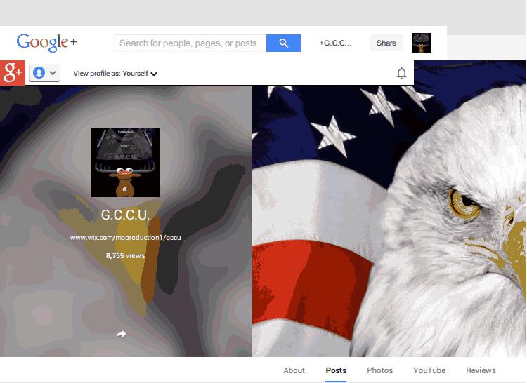 GCCU's 6 @Google Plus
