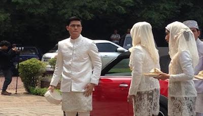 pernikahan Rizky Kinos