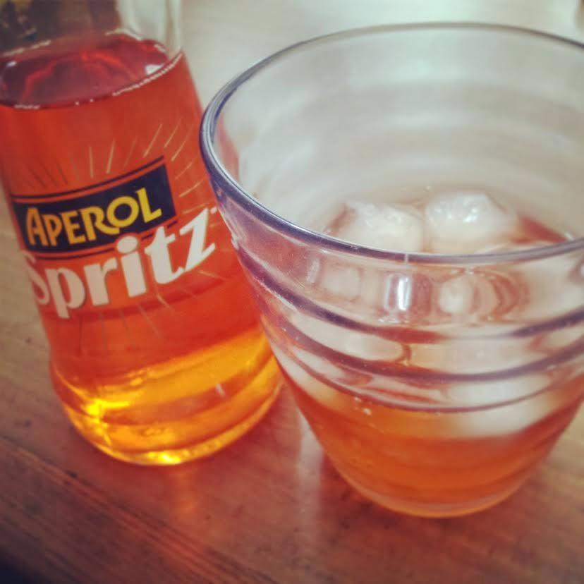 Mi vida en un bowl lo spritz l 39 aperitivo alla veneziana for Bicchiere da spritz