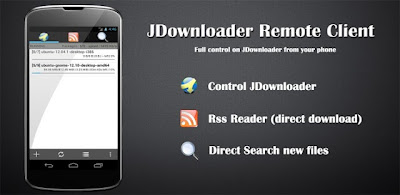 JDownloader Remote Client Pro v1.5.2 Apk
