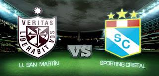 Ver Online Ver San Martin vs Sporting Cristal en VIVO (Copa Movistar) Online 30 de Octubre (San+Martin+vs+Sporting+Cristal+en+VIVO)
