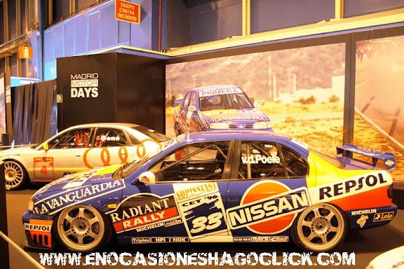 Nissan Primera Campeonato de España de Turismos