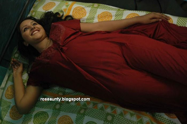 Archana Sharma sexy bed room