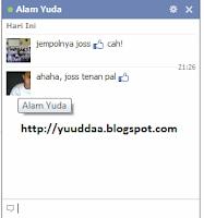 Tips Mudah Membuat Gambar Jempol di Chat Facebook