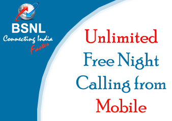 BSNL Mobile Night Free Calling to be introduced