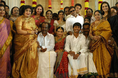 Dhanush Wedding Photos
