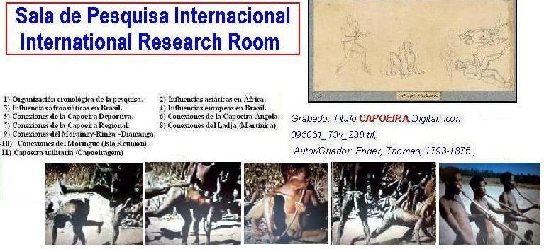 Sala de Pesquisa Internacional