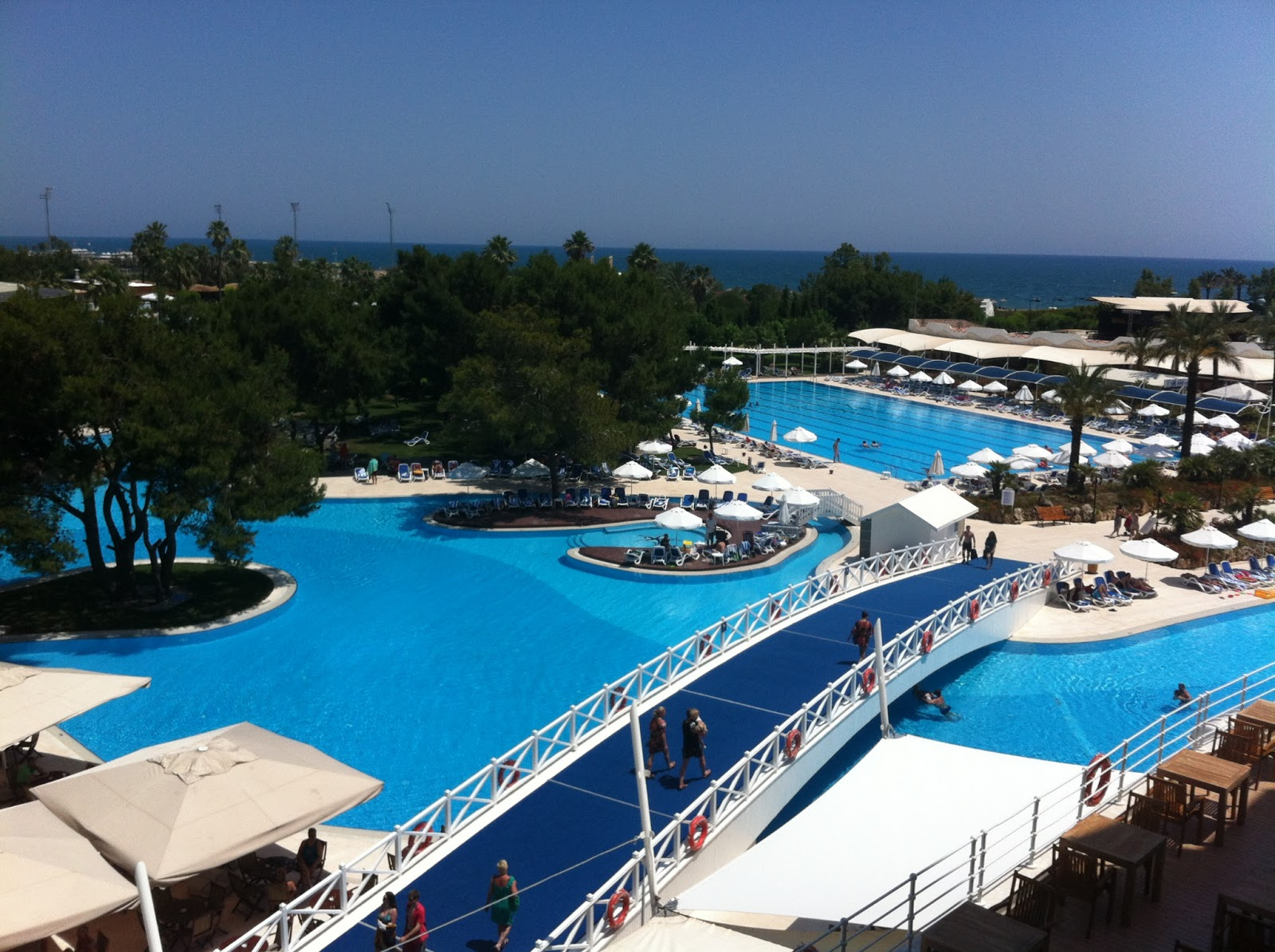 Hotel Crystal Palace Luxury Resort And Spa Turkische Riviera