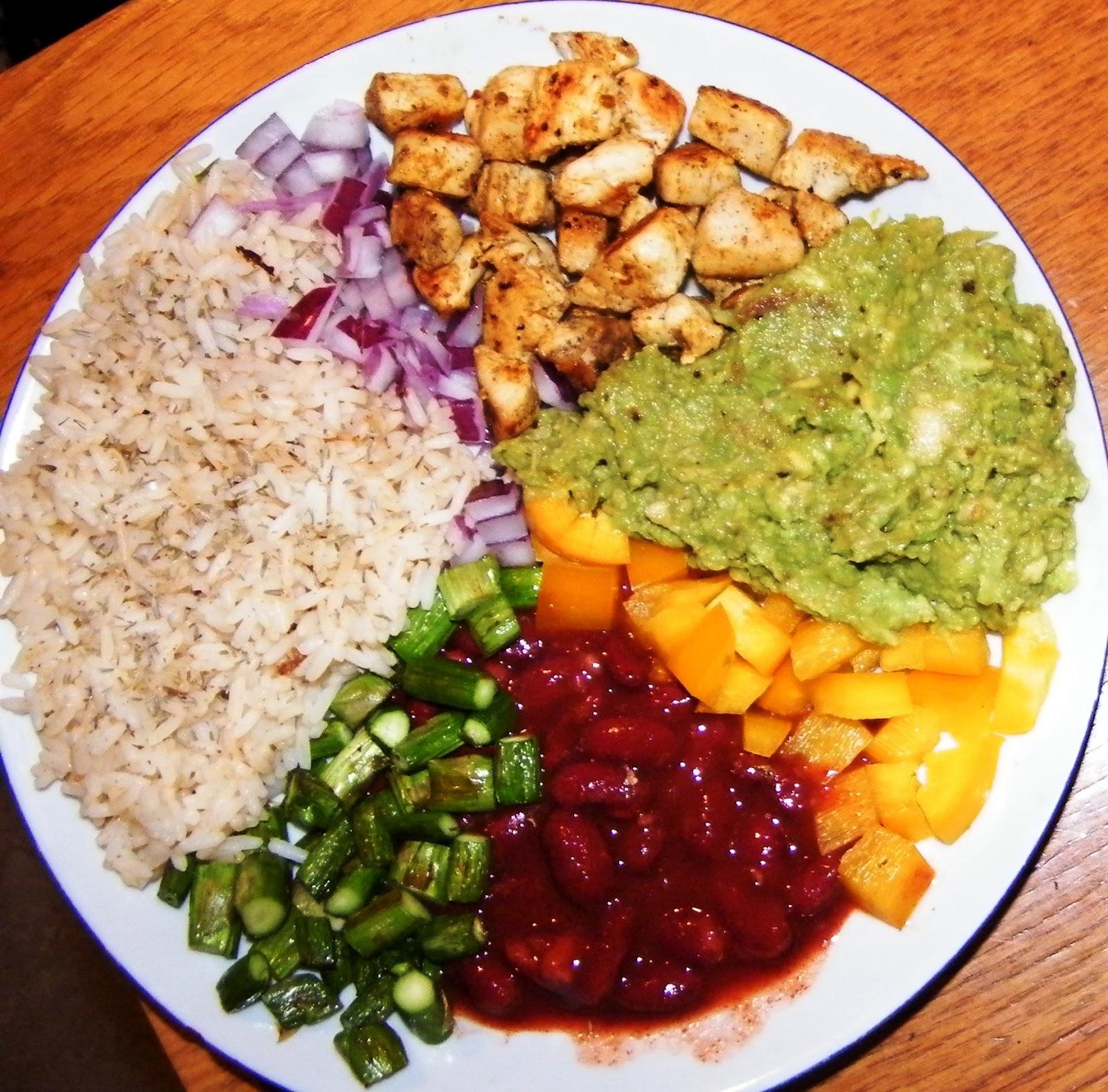 Comer rico y sano plato variado ranchero - Platos sencillos y sanos ...