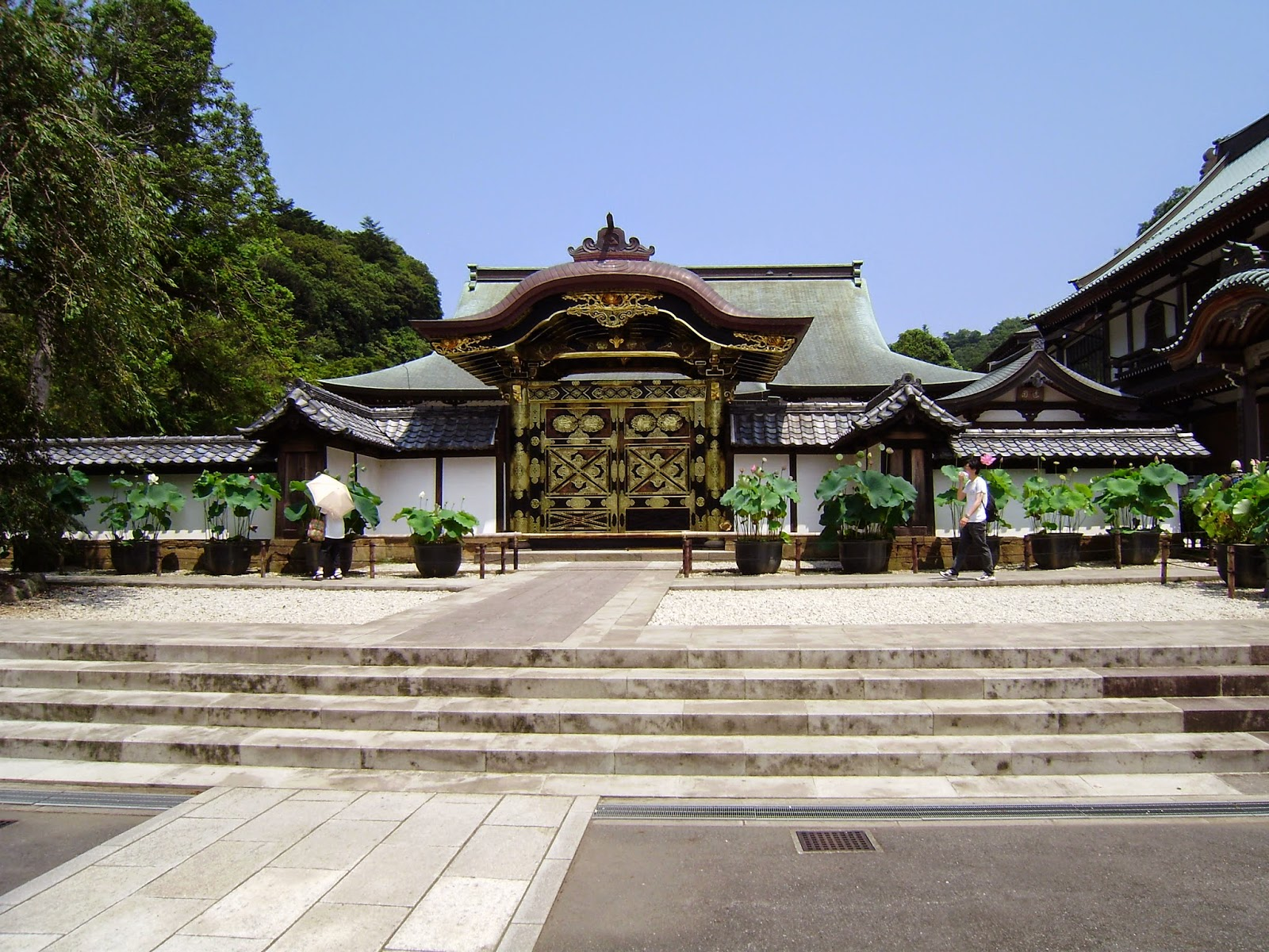 Kenchō-ji.