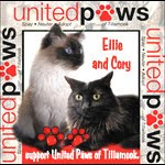 Ellie and Cory Support United Paws