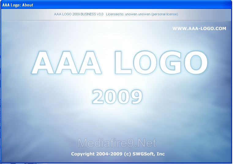 Portable aaa logo logo design software