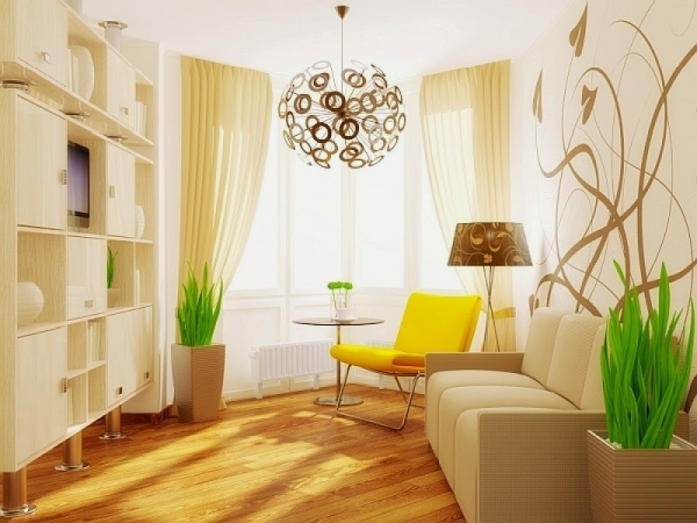 Modern Interior Living Room Ideas for Small Spaces