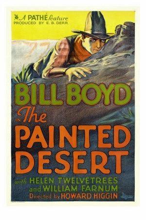 Portada película El desierto pintado