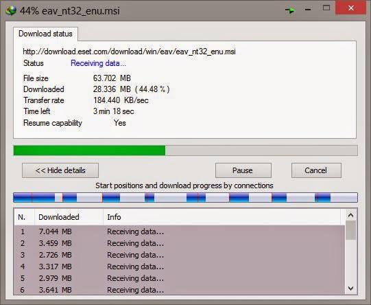 Cara Mempercepat Download pada Komputer