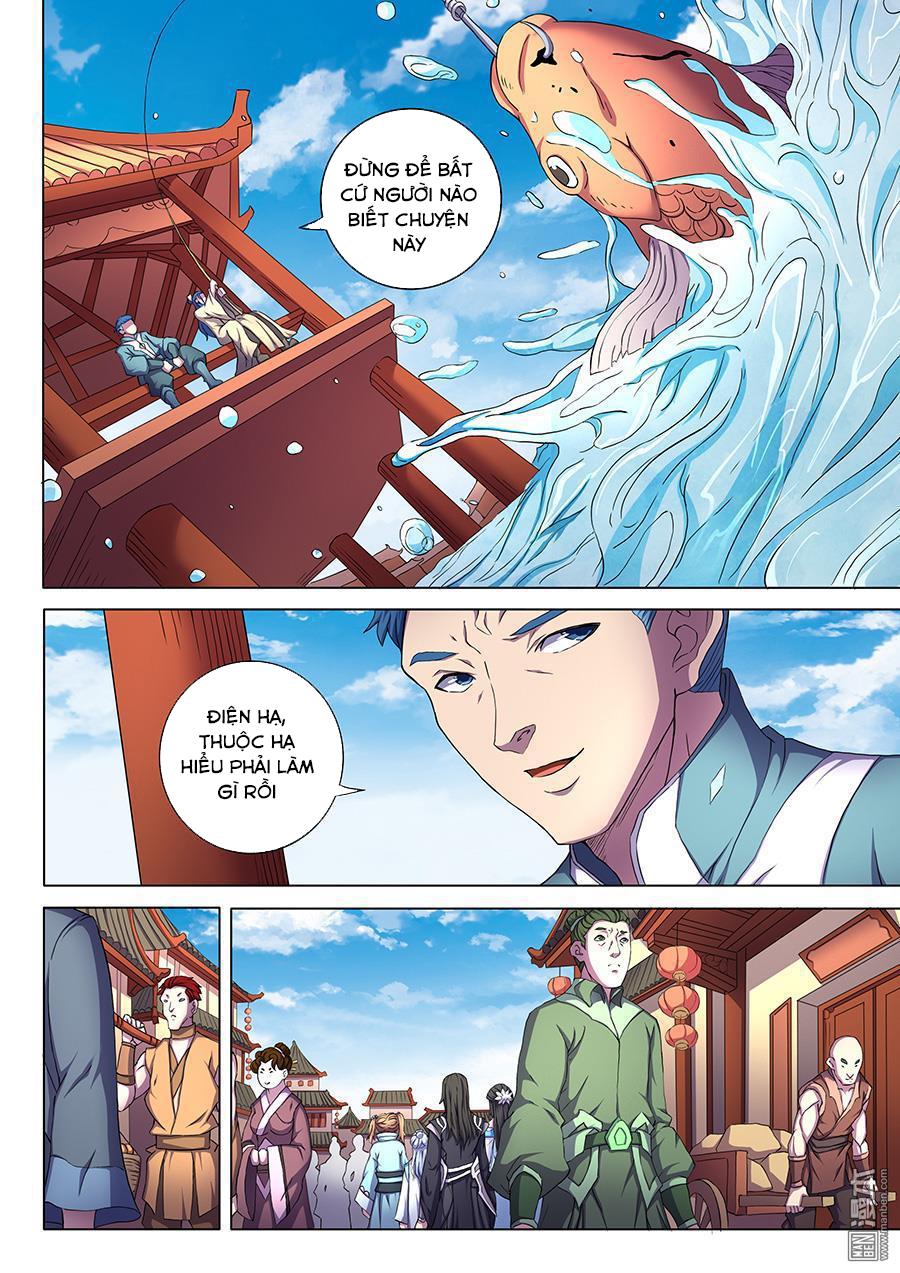 Tuyệt Thế Võ Thần chap 187 - Trang 6