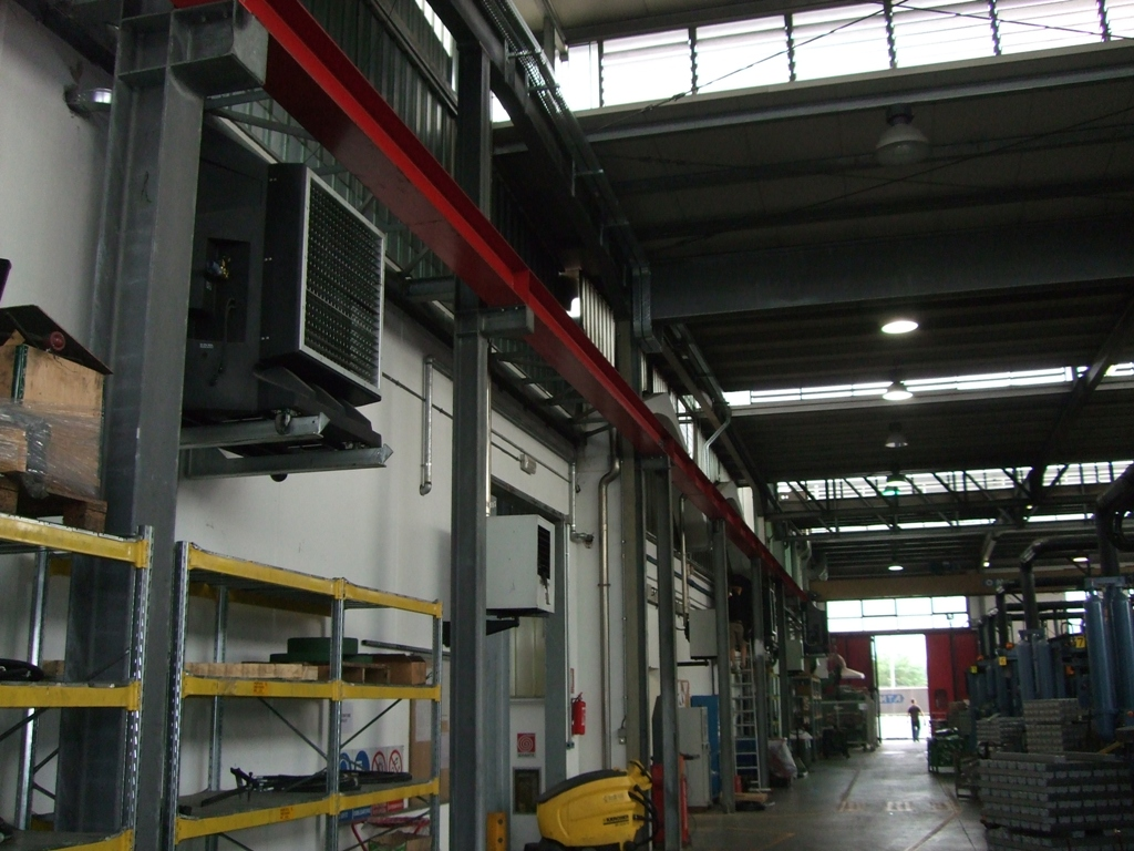 Altas temperaturas en naves industriales barcelona - Naves industriales barcelona ...