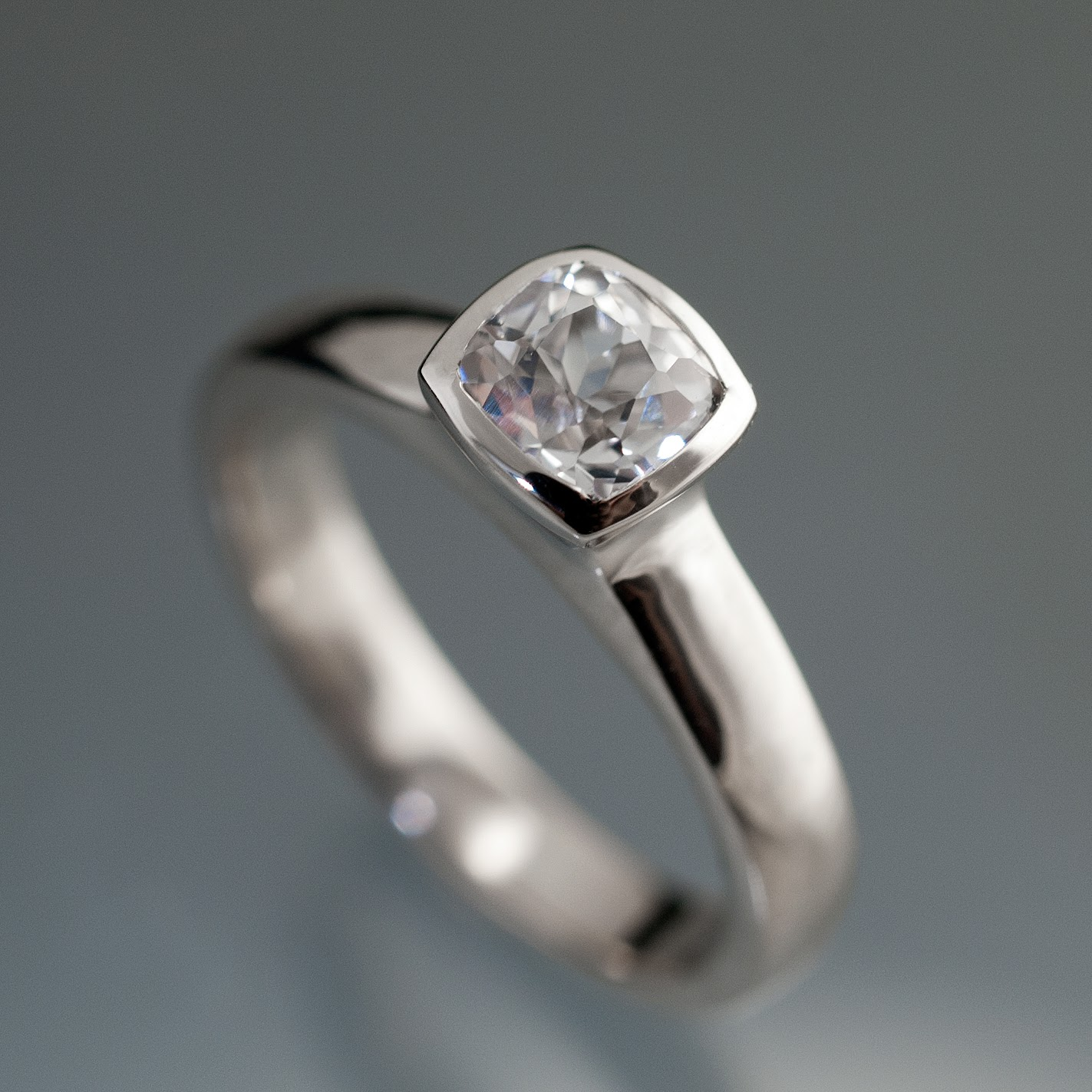 engagement rings around questions created my it topic and lab was geolite moissanite is from sapphire