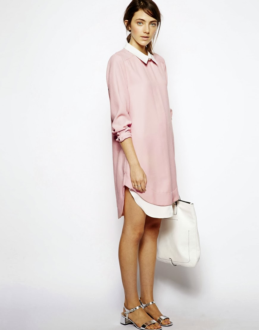 pink sister jane dress
