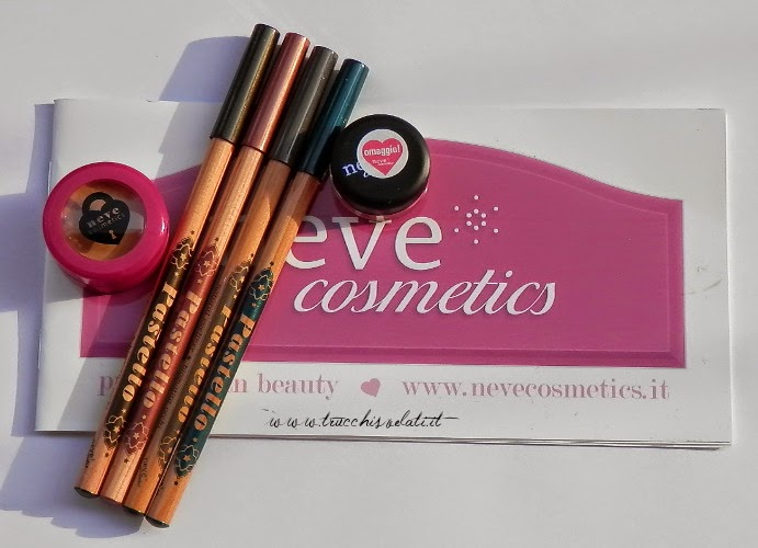 haul neve cosmetics