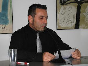 LECTURA DE POEMAS EN EL ATENEO DE BARCELONA 2011