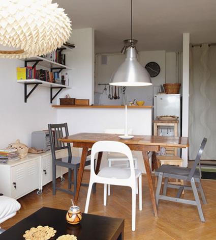 Ohdeco decorar con muebles de ikea - Silla stockholm ikea ...